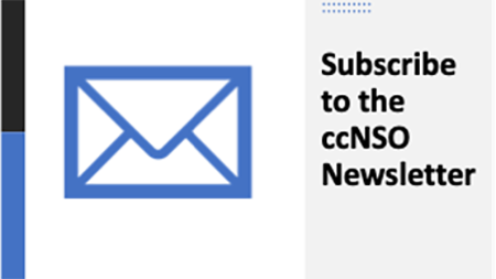 ccNSO Monthly Newsletter