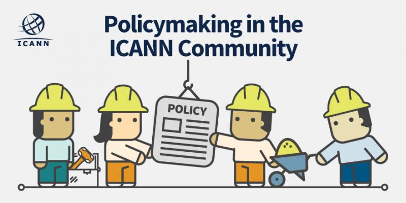 Policymaking in the ICANN Community